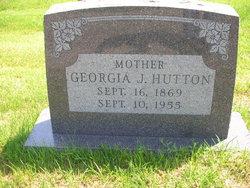 Georgia Josephine <i>Burchell</i> Hutton