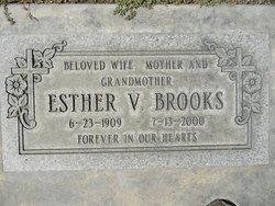 Ester V Brooks