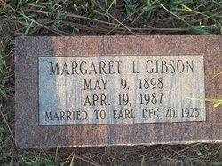 Margaret Isabell <i>Botz</i> Gibson