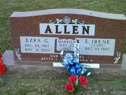 Ezra G. Allen