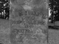 Benjamin Overton Munroe