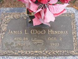 James L. Doc Hendrix