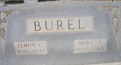 Elmon C Burel