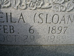 Leila <i>Sloan</i> Burel