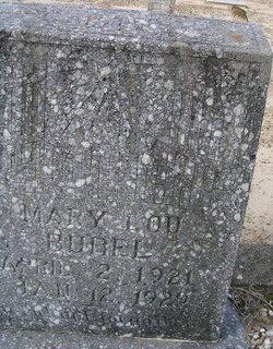 Mary Lou Burel
