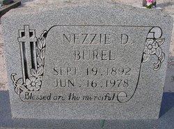 Nezzie D. Burel