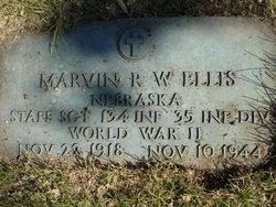 Sgt Marvin R W Ellis