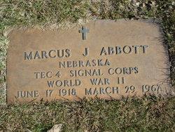 Marcus J Abbott