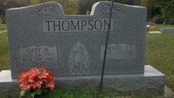 Gary H Thompson