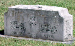 Mary Jane <i>Edens</i> Noe