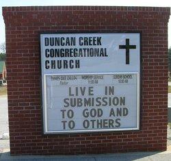 Duncans Creek Congregational Church Cemetery