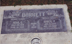 Virgil Leon Barrett
