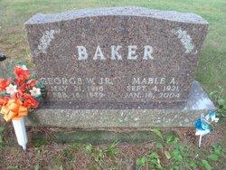Mable A. <i>Mullikin</i> Baker