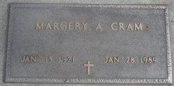 Margery A. <i>Gilbert</i> Cram