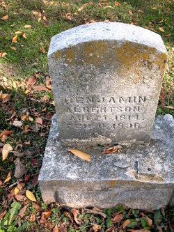 Benjamin Albertson