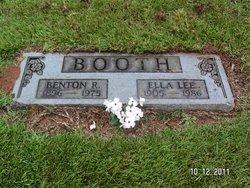 Benton R Booth