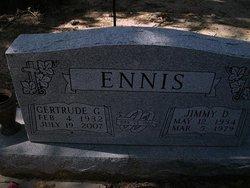 Gertrude Ennis