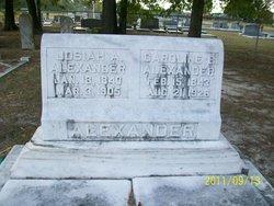 Josiah Asbury Alexander