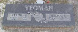 Vergil F Yeoman
