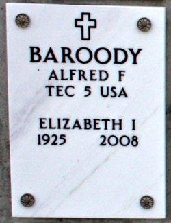 Elizabeth May <i>Irwin</i> Baroody