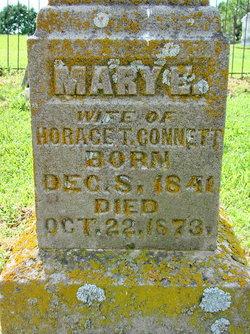 Mary Euphora <i>Leonard</i> Connett
