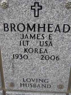 James E Bromhead
