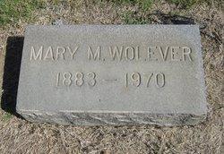 Mary May <i>Morton</i> Wolever