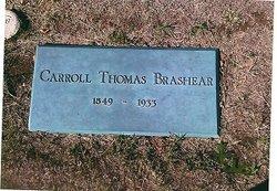 Carrol Thomas Brashear
