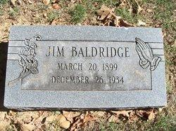 Jim Baldridge