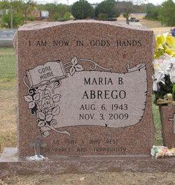 Maria Berta <i>Vasquez</i> Abrego