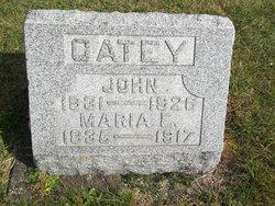 Maria E Catey