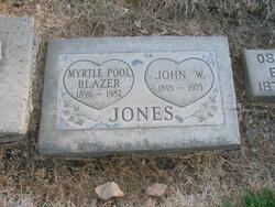 Myrtle Alpha <i>Pool</i> Jones