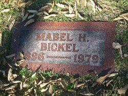 Mabel Sarah <i>Holloway</i> Bickel