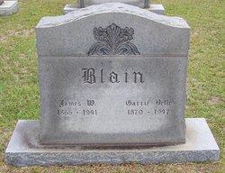 James William Blain
