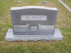 Velma M <i>Carter</i> Blain