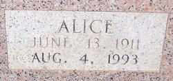 Alice <i>Hile</i> Ball