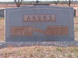 Mary Ann <i>Evetts</i> Akers