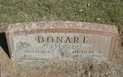William A. Donart