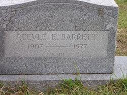 Reevie E. <i>Hicks</i> Barrett