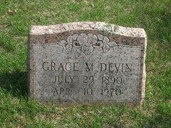 Grace Myrtle <i>Etherton</i> Devin