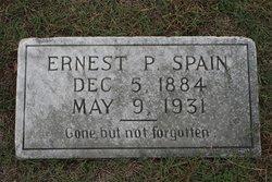 Ernest P Spain