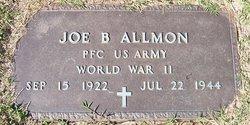 PFC Joe Baxter Allmon