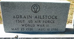 Adrian Doyle Ailstock