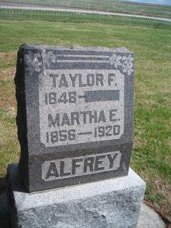 Martha E Alfrey