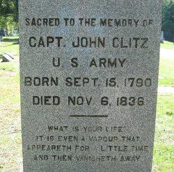 Capt John Clitz