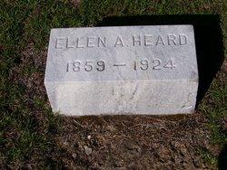 Ellen Amanda <i>James</i> Heard