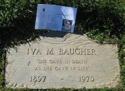 Iva Myrtle <i>Mercer</i> Baugher