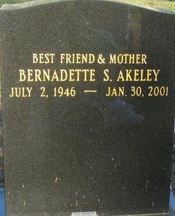 Bernadette S Akeley