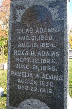 Roxa <i>Hunting</i> Adams
