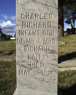 Charles Richard Laity